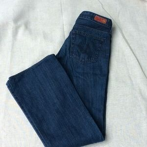 AG jeans size 26R Adriano Goldschmied